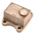 819693 - Cover-Thermostat (Without Telltale Hole)