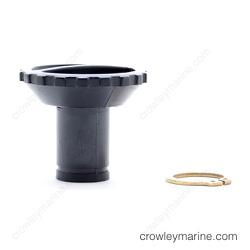 Idle adjustment Knob & Retaining Ring Assembly