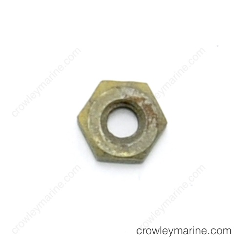Terminal Nut, Pink/White lead-0306556