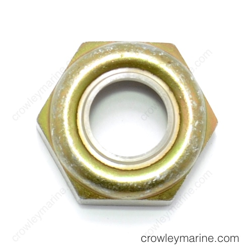 Steering Wiper Nut-0322376