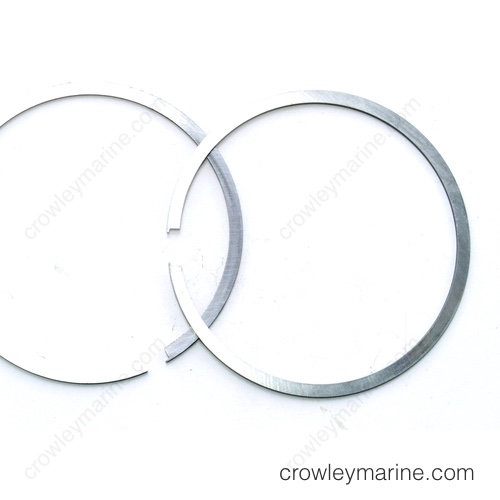 Piston Ring Set, Standard-0396377