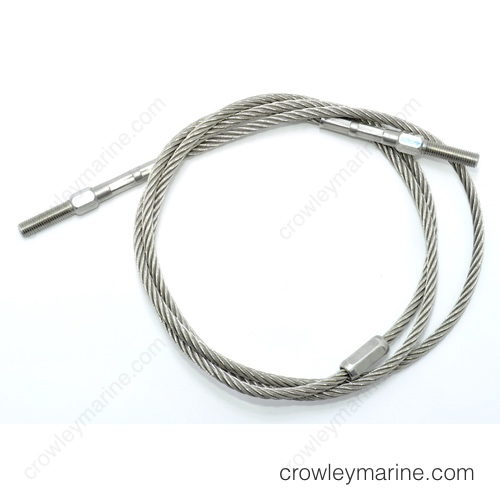 """Bow Arm Cable 62""""-0432788"""