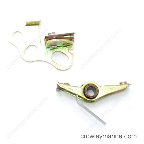 Breaker Points Assembly-0580148