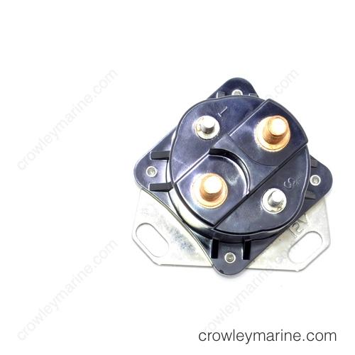 Tilt & trim Solenoid Assembly-0581528