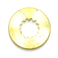0176563 - 4-Blade Propeller Nut Spacer Kit
