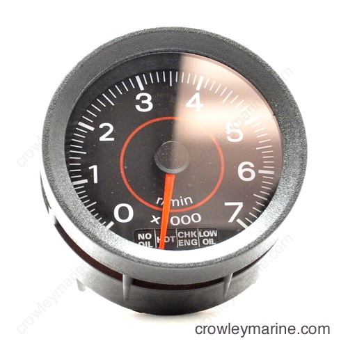 tach with system check 3 quot johnson evinrude omc 0177107 crowley marine