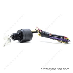 Ignition Switch with Key on