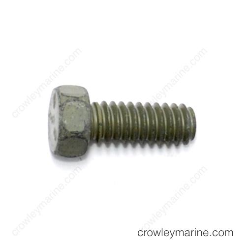Hex Cap Screw, 1/4 - 20 X 5/8-F1922