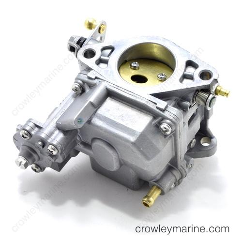 T Mid on 15 Hp Mercury Outboard Carburetor