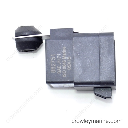 Trim Relay (AZ973-1C-12DC4)-882751A1