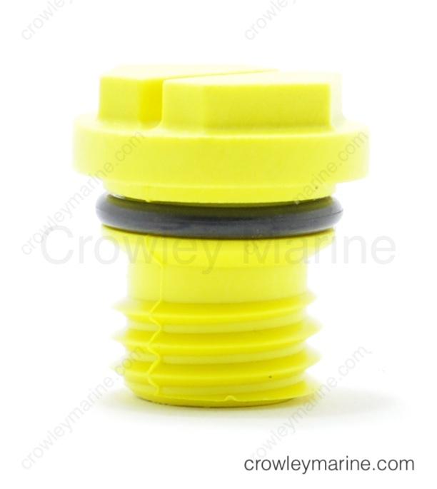 22-8134351 813435 Reservoir Plug Mercury Mariner Outboard Engines