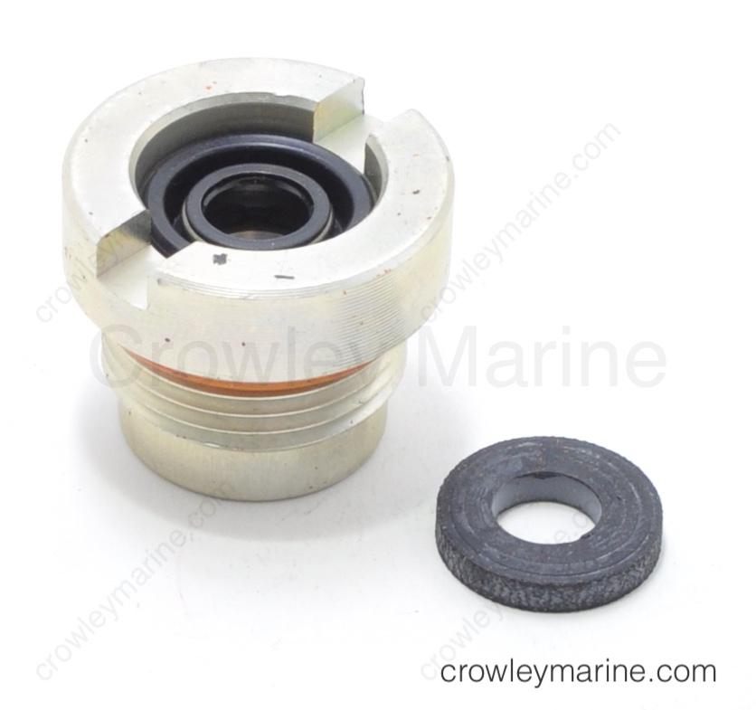 Sportster 77-85 Shift shaft bushing seal kit with washer seal 2 bushings