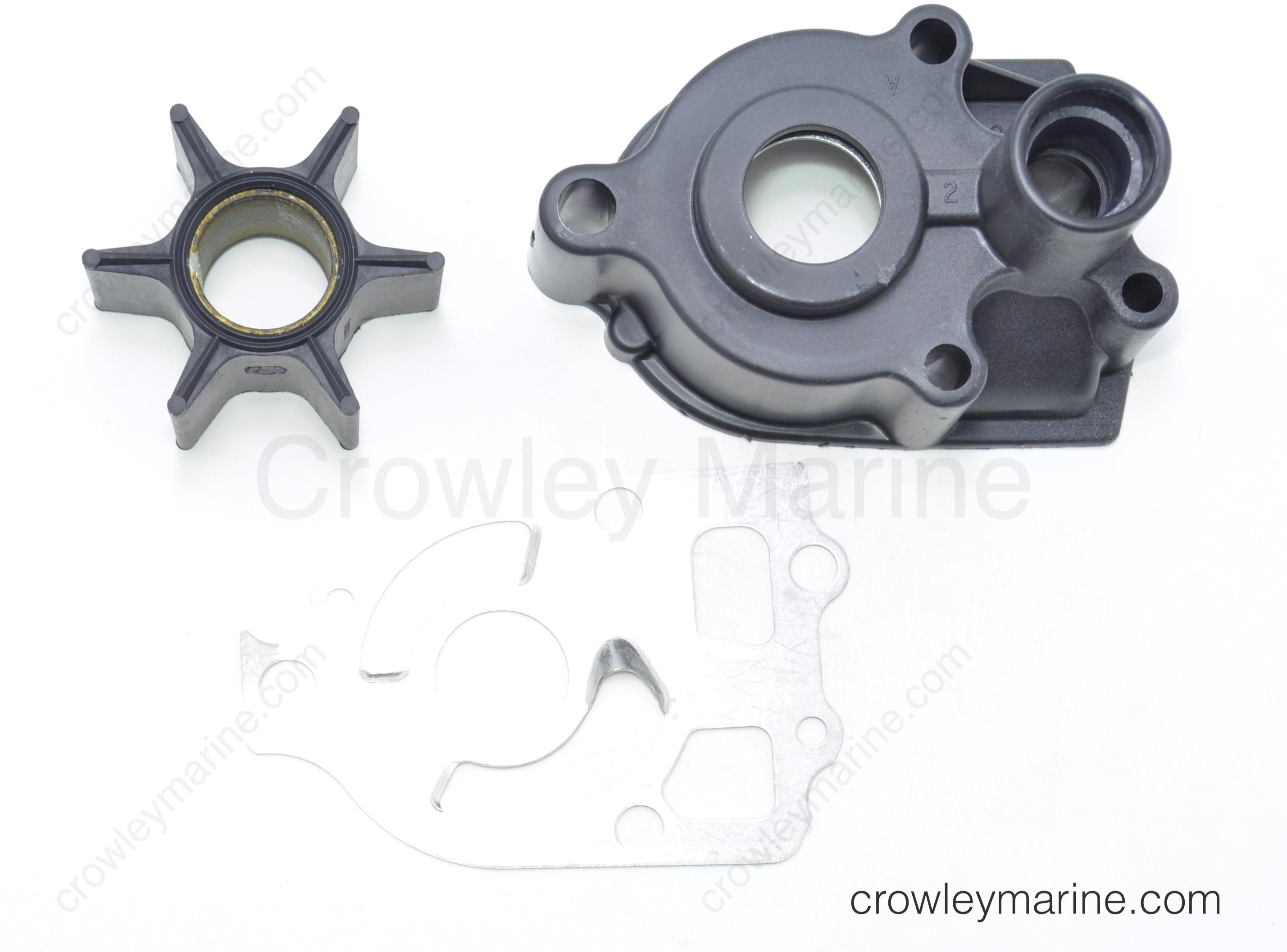 GENUINE MERCURY MARINER OUTBOARD 200hp V6 EFI WATER PUMP REPAIR KIT 46-96148A8