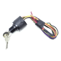 88107A5 - Ignition Switch with Key