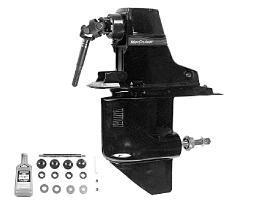 Mercruiser Bravo II Complete Driveshaft Assembly - OEM-5331200TP