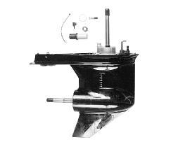 Mercruiser Alpha One Gen II Lower Driveshaft Assembly - OEM