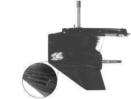 Mercruiser Bravo I Lower Driveshaft Assembly - OEM-8866A55