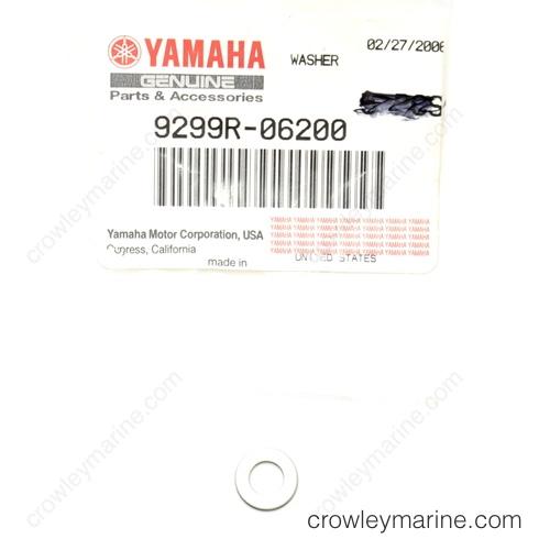 WASHER-9299R-06200-00