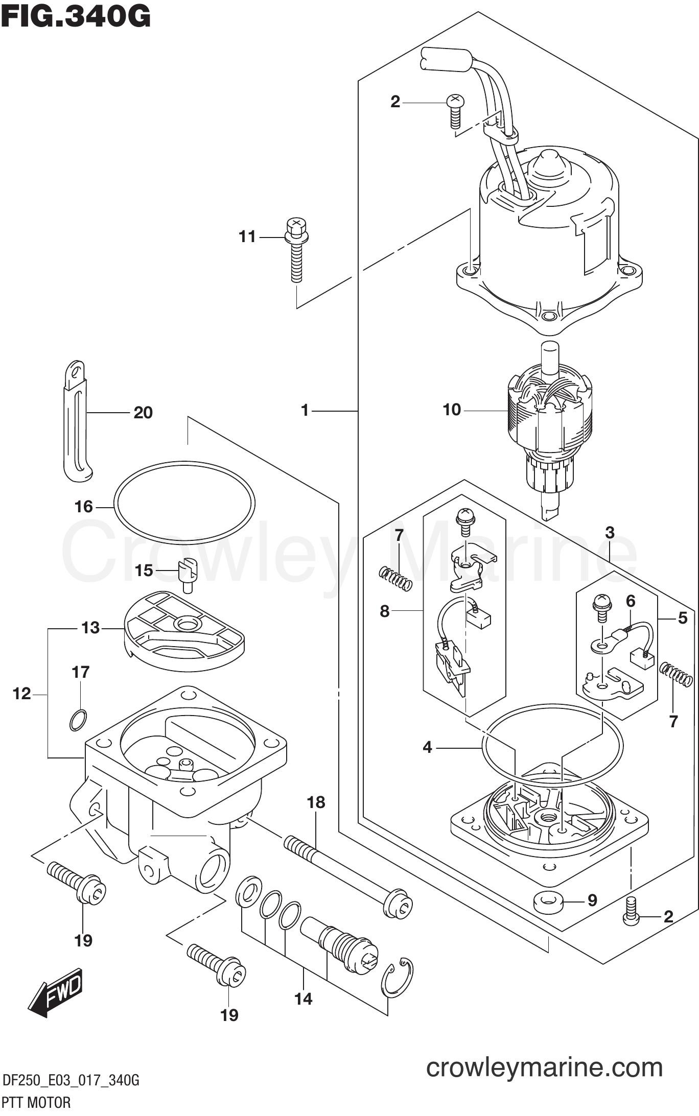 Rubber D/&D PowerDrive 200-S8M-880 Timing Belt