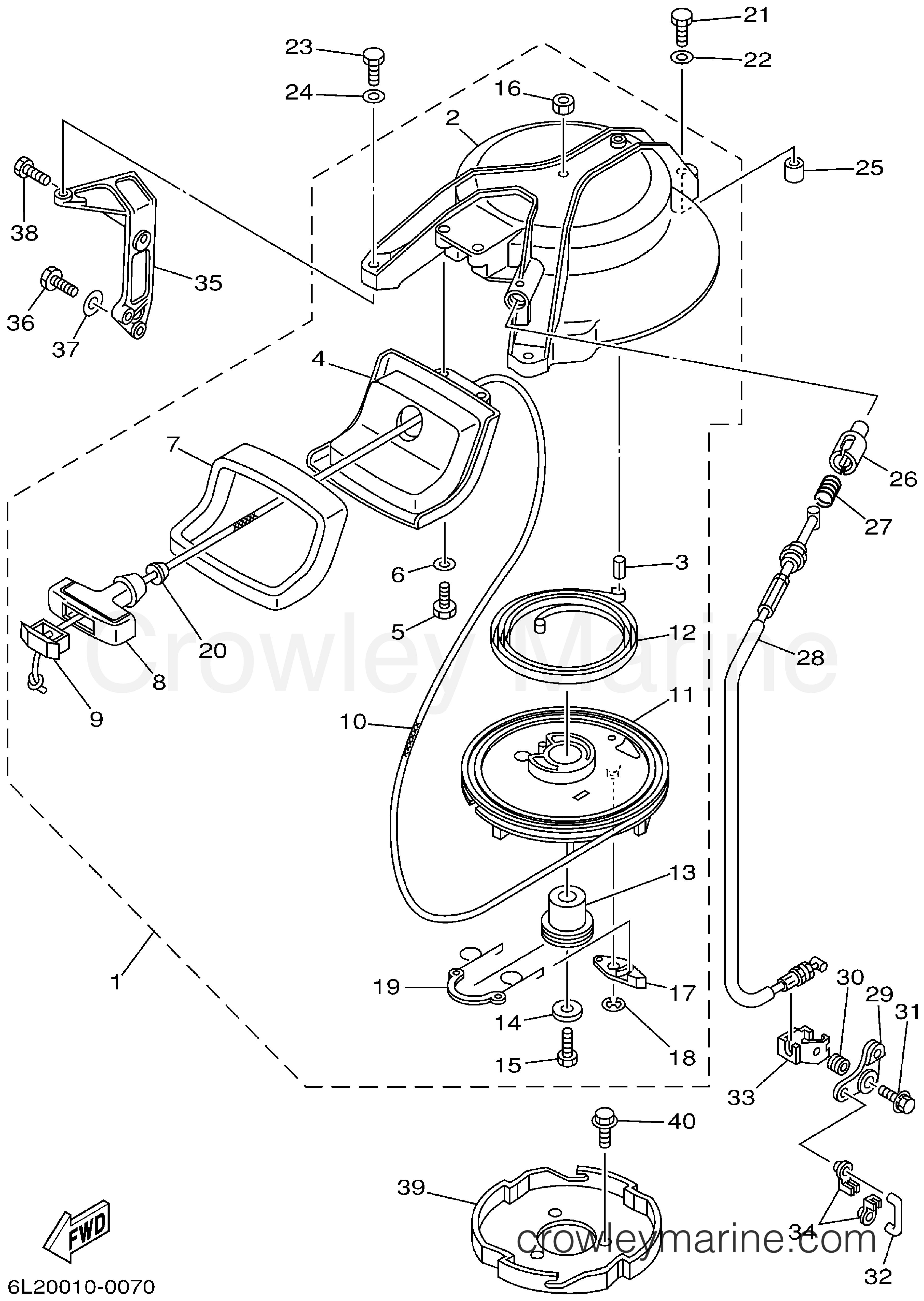 Инструкция По Ремонту Лодочного Мотороа Yamaha 25N