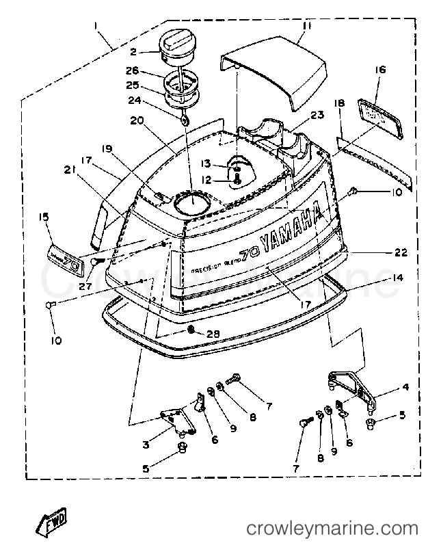 Top Cowling