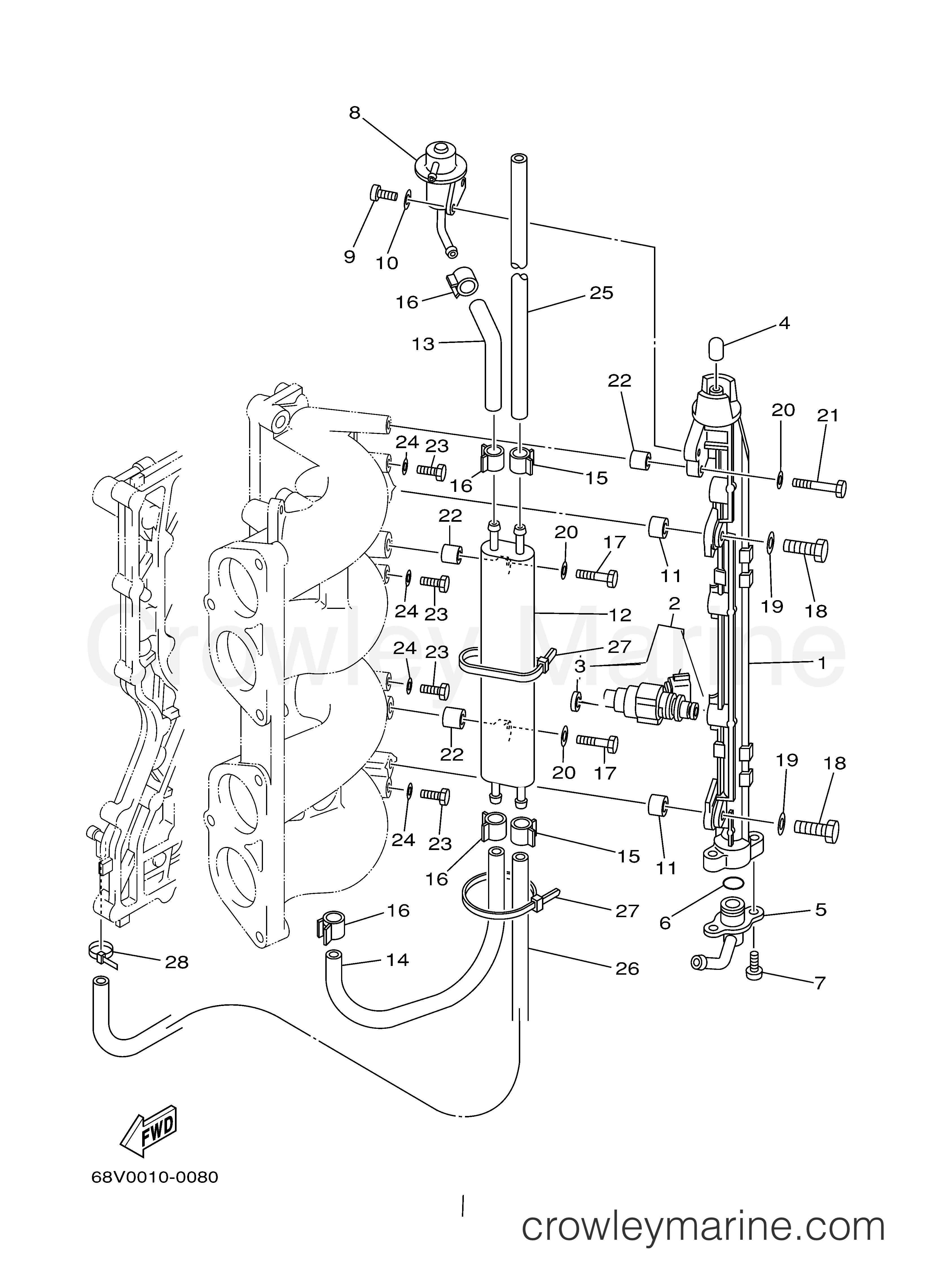 fuel injection nozzle