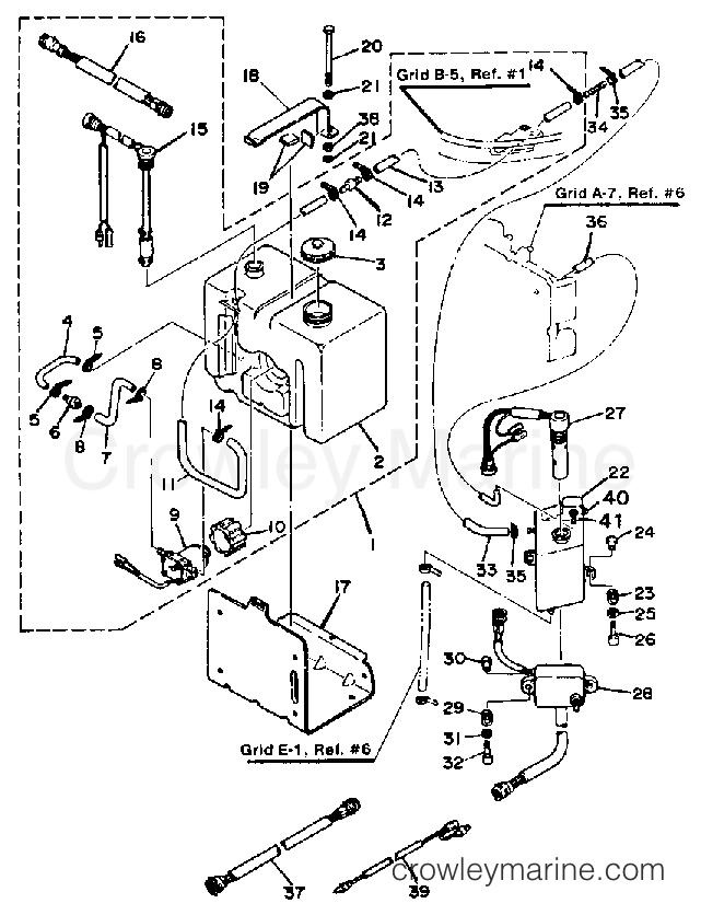 115etlj Yamaha Outboard Wiring Diagram