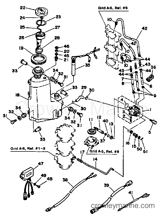 Oil Pump Tank
