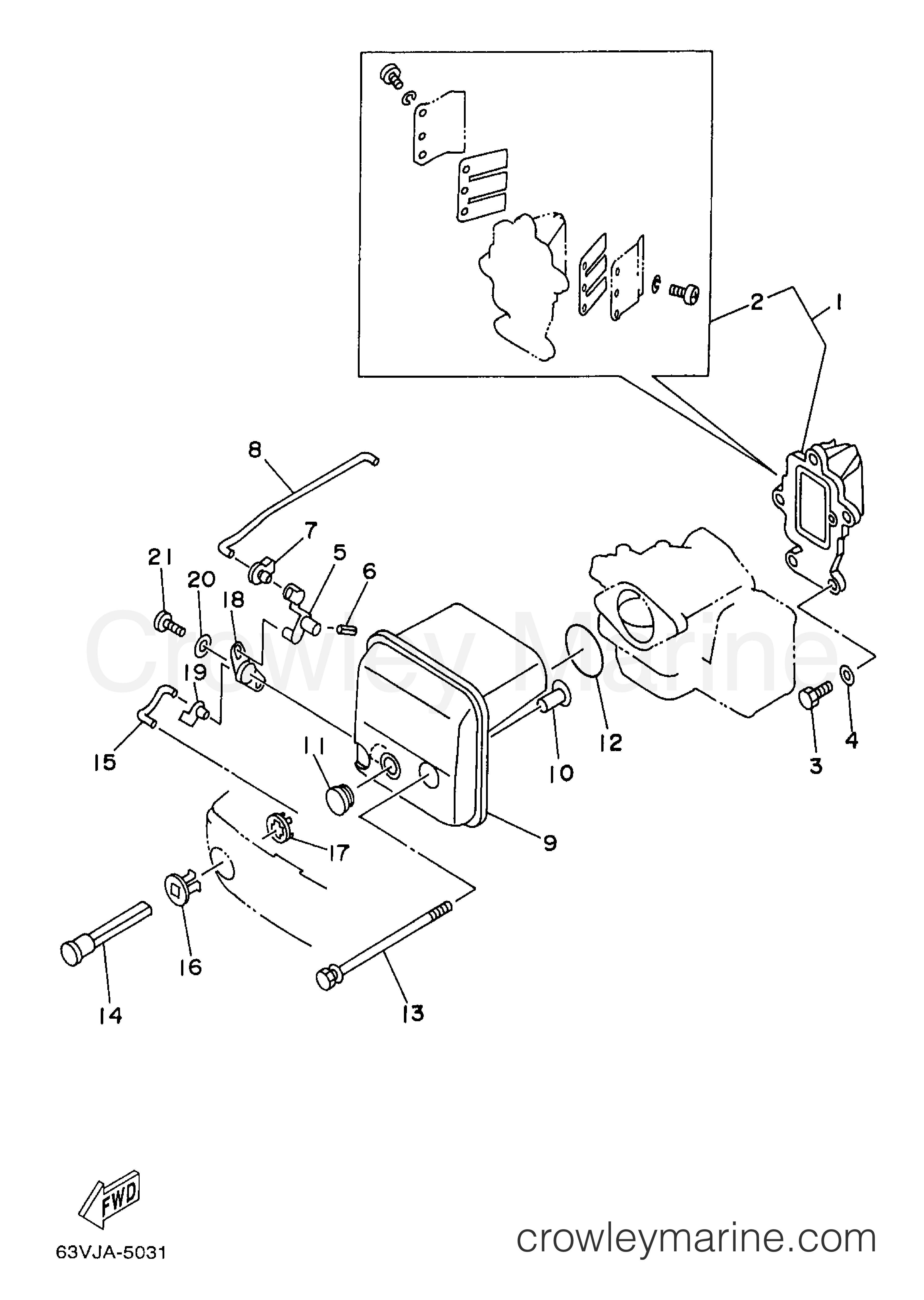 Wolf Air//Gaz D/'échappement compensation manchon 96//63mm 2600134