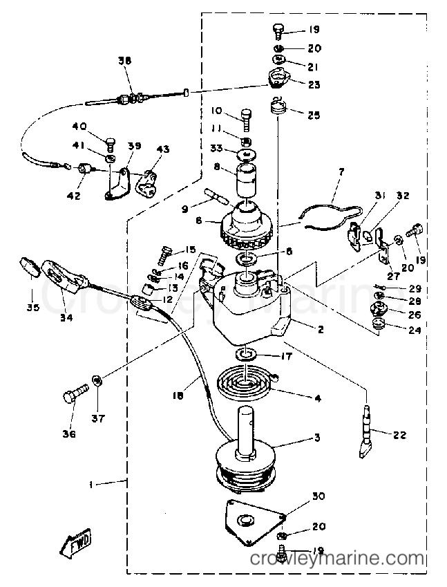 Diagram 9 Yamaha Outboard Gauges Wiring Diagram Emprendedorlink