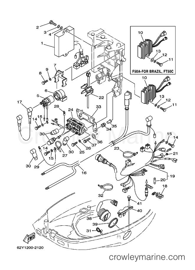 2003 Yamaha Cdi Wiring Diagram