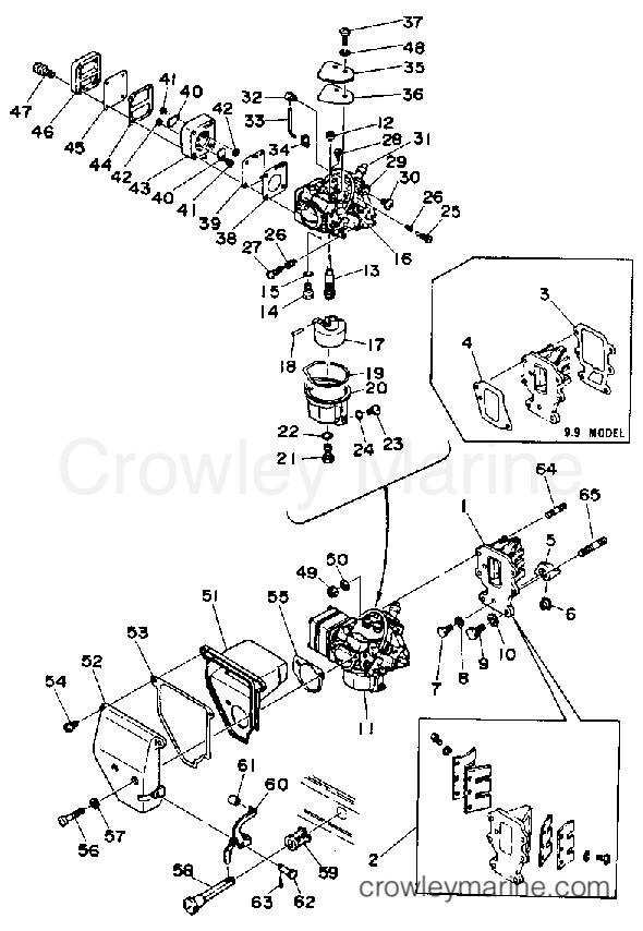 Intake Carburetor