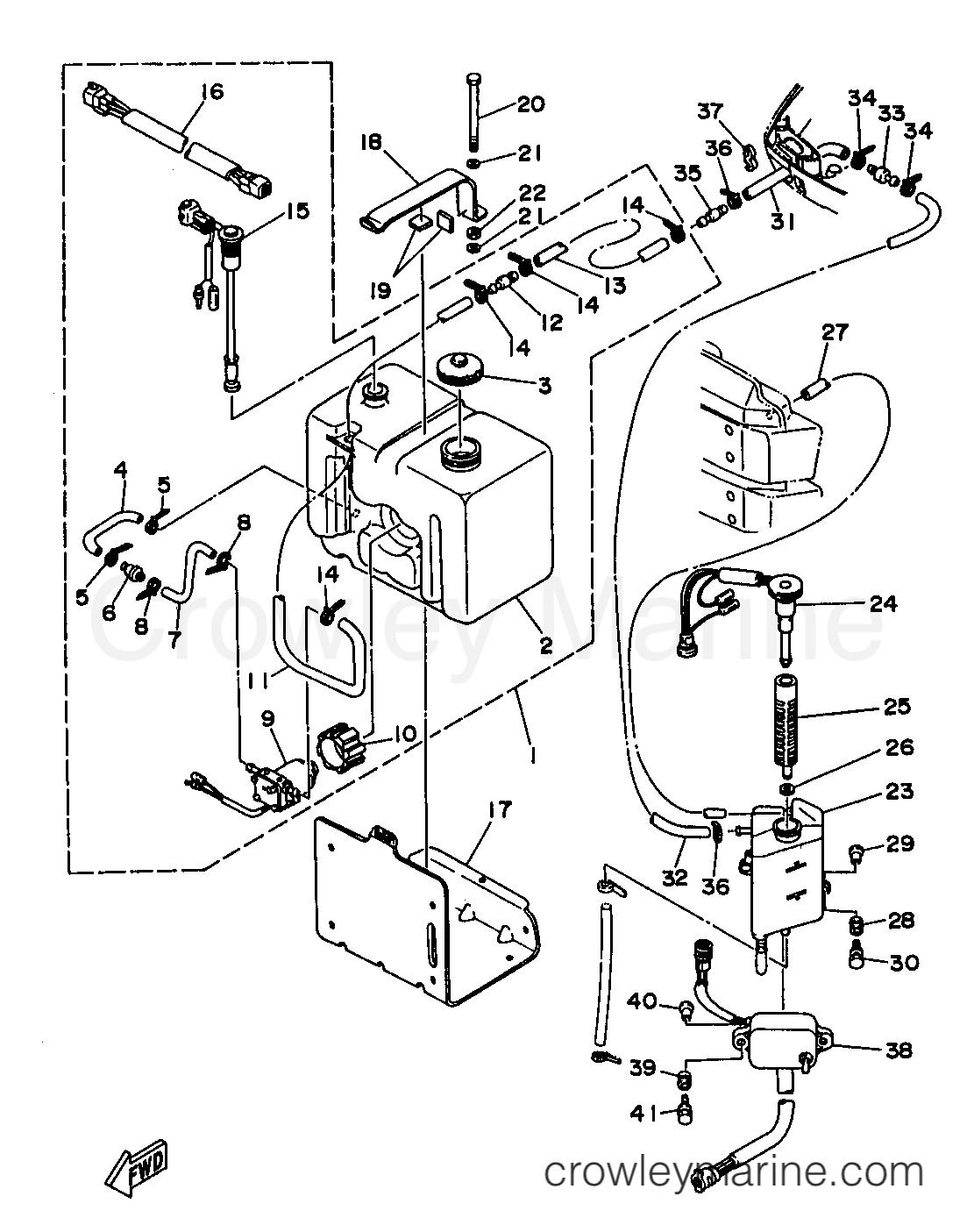 Bndsbfnm on Yamaha Waverunner Wiring Diagram
