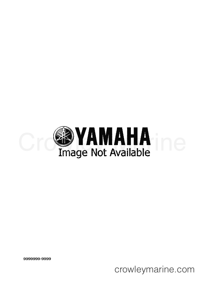 1986 Yamaha International 2hp - 2B (6A1) [999] - REPAIR KIT