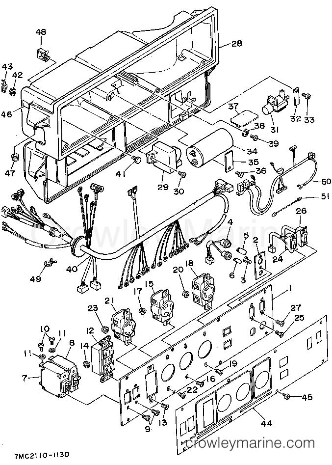 Lighting Control Panel Diagram