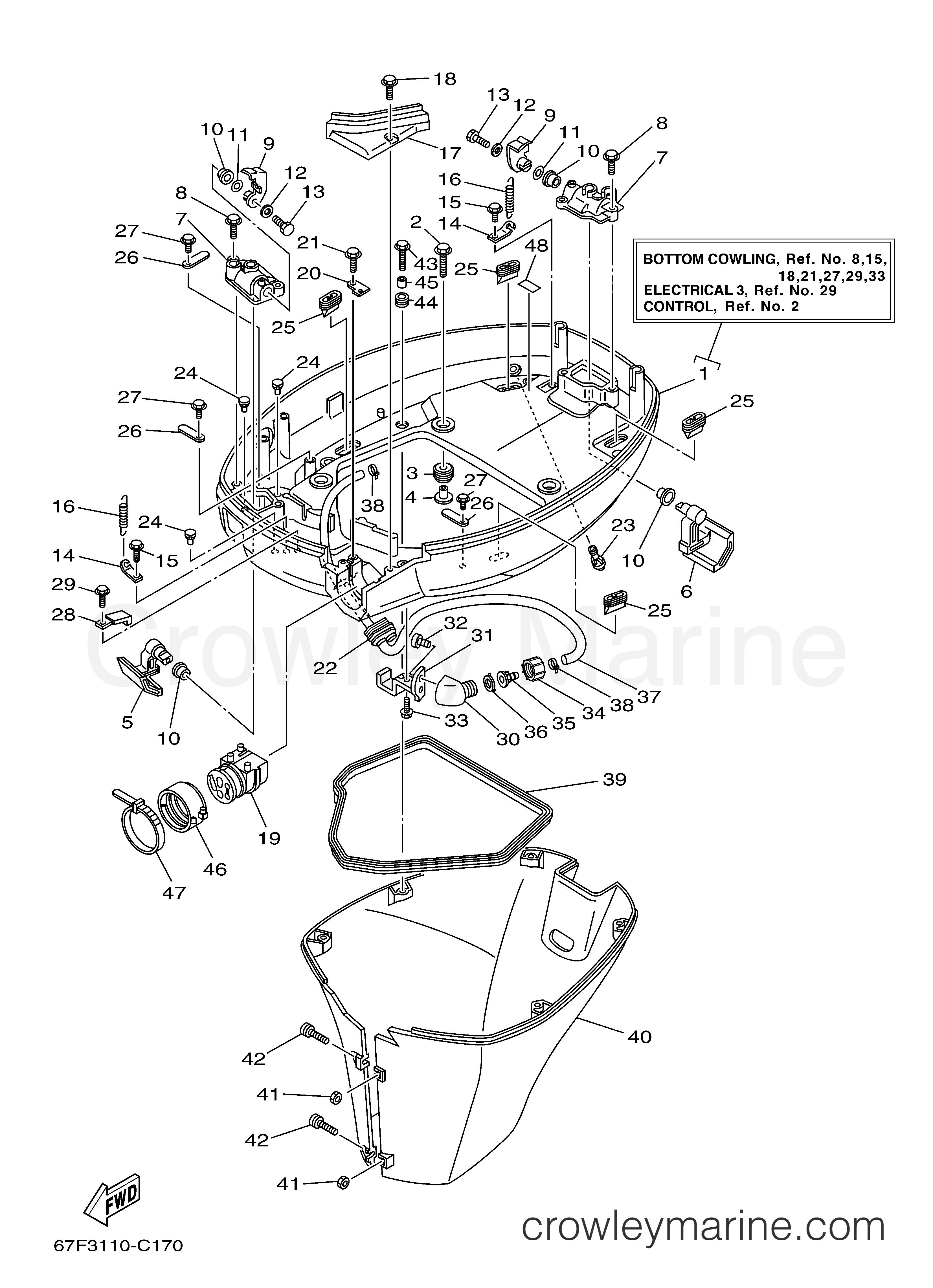 yamaha 2004 fz 6 parts diagram