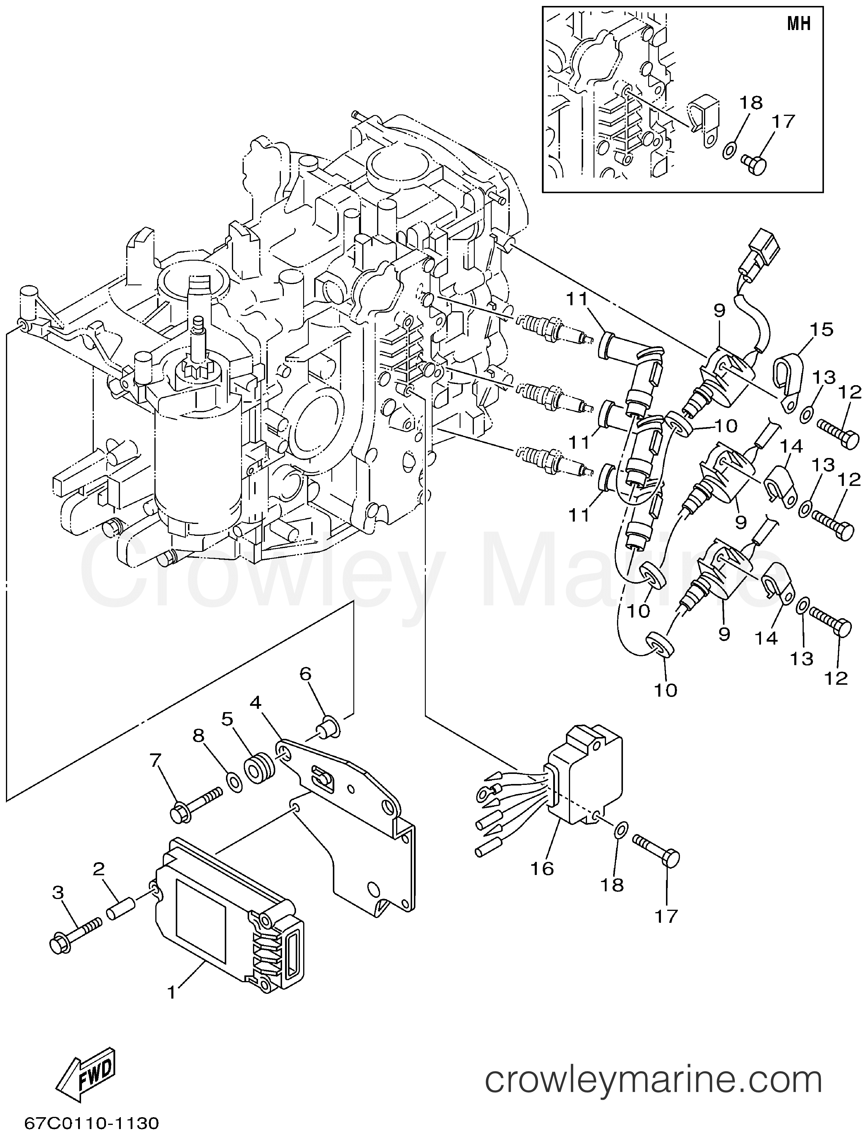 Yamaha 40 Hp Wiring Diagram