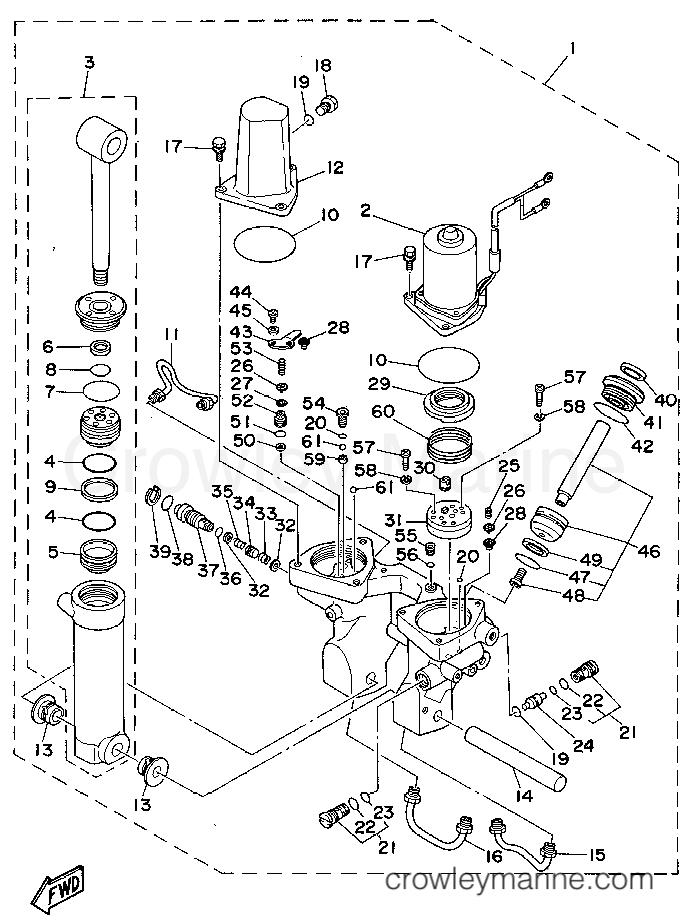 1994 Mercury Outboard 90 Hp Diagram