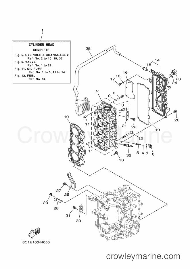 cylinder  u0026 crankcase 2
