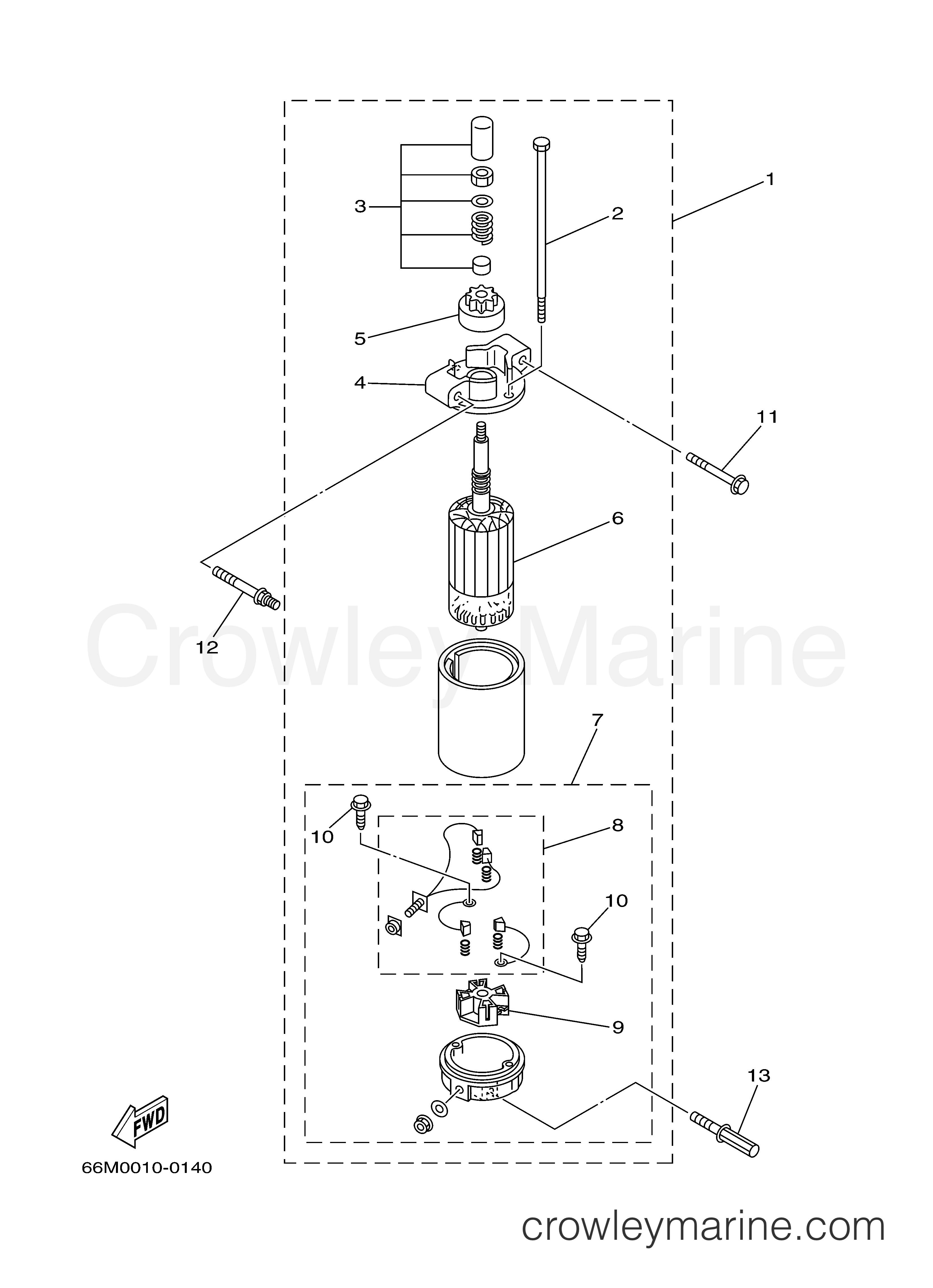 Подвесной Лодочный Двигатель Yamaha F15amh Инструкция