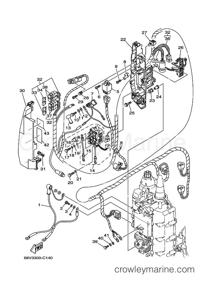 2005 Yamaha Outboard Motors
