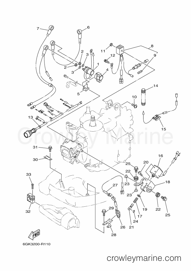 1964 Ford F100 Wiring Schematic