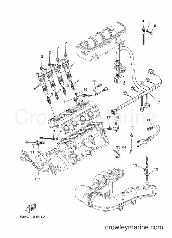 2009 Watercraft FAT1100A-H - FAT1100A-H (F2G3) [020] - ELECTRICAL 2