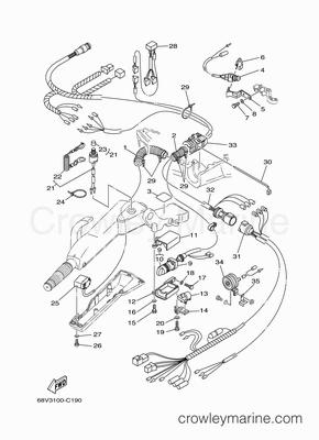 2 stroke go k engine v24 engine wiring diagram