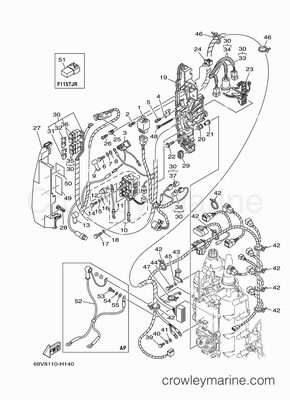 wiring diagram yamaha f115 with Yamaha 2011 Outboard 115hp on Yamaha 90 Outboard Wiring Diagram furthermore Yamaha Boat Fuel Filter furthermore Yamaha 90 Outboard Wiring Diagram furthermore The Above Diagram Is From A Honda Cb750 Custom Dual Cam Bike Lots Of also Power Trim Tilt Motor And Wire Harness Kit.