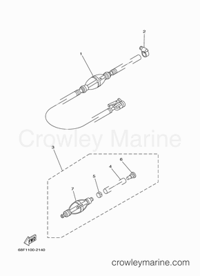 Yamaha Outboard Control Wiring Diagram