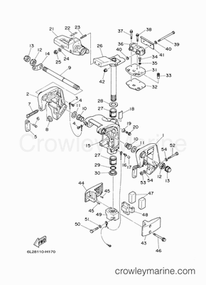 yamaha 225 outboard wiring diagram 2008 yamaha 25 outboard wire diagram 2008 yamaha outboard 25hp [25esr] - parts lookup - crowley ... #5