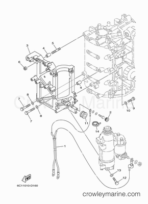 5 hp 2005 yamaha outboard motor yamaha outboard ear muffs Mercury Outboard Motor Parts Diagram Mercury Outboard Motor Parts Diagram