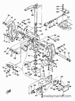 1988 yamaha outboard v6 excel  v6excelxg