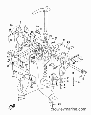 Mercury Outboard 60 Hp Wiring Harness Diagram Mercury Outboard